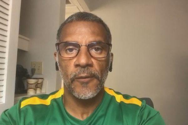 Thierry De NeefSélectionneur de l'équipe de football de la Guyane