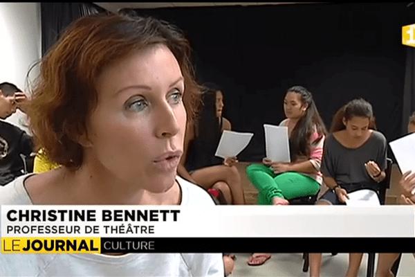 L'engouement des polynésiens pour le métier d'acteur