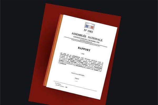 Rapport Chlordécone