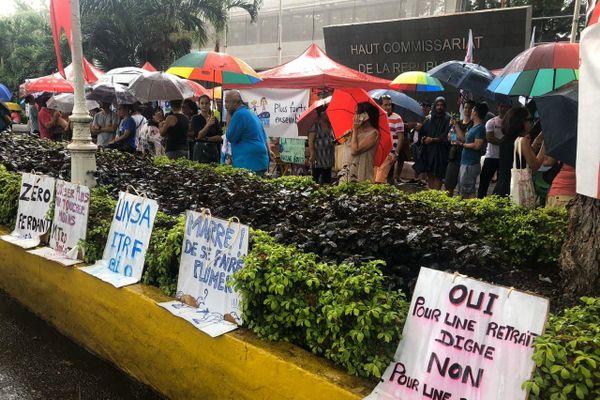 grève de la fonction publique