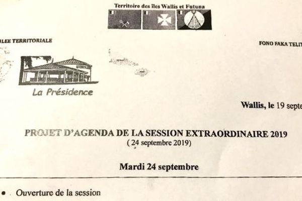 Session extra septembre 2019