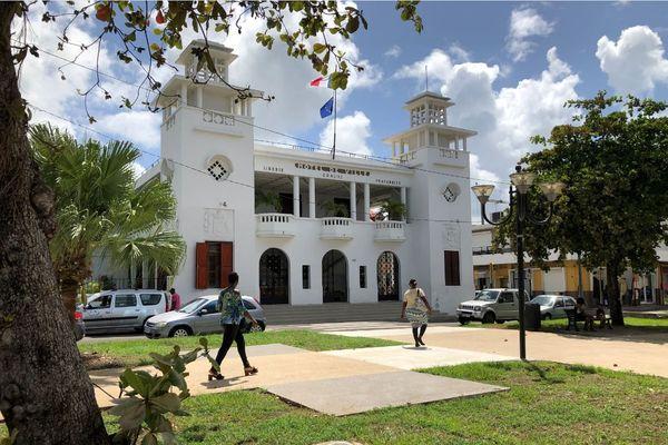 Mairie de Grand Bourg de Marie-Galante