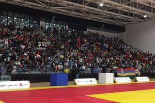 JIOI 2019 Judo J1 public mauricien 220719