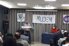 Philippe Petit et l'UDEM (l'Union des Démocrates et Écologistes de Martinique) lancent la campagne des territoriales.