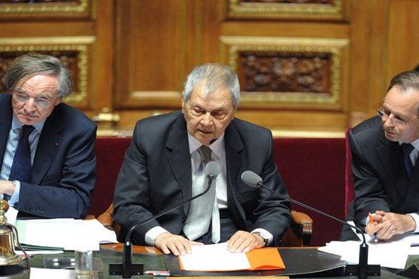 Paul vergès au sénat octobre 2011