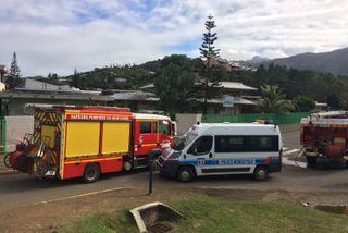 Accident mortel Collège de Boulari