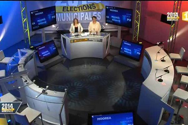 VIDEO : Edition spéciale de Midi Elections municipales