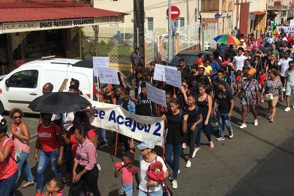 Manifestation Lamentin (3) 15 janvier 2020