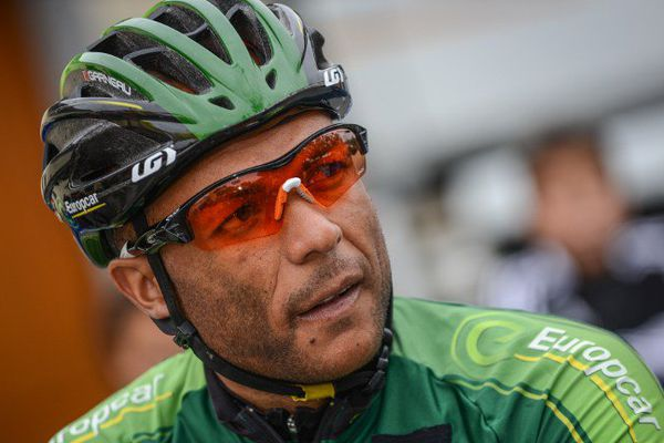 Yohann Gène, premier coureur ultramarin sur le Tour de France
