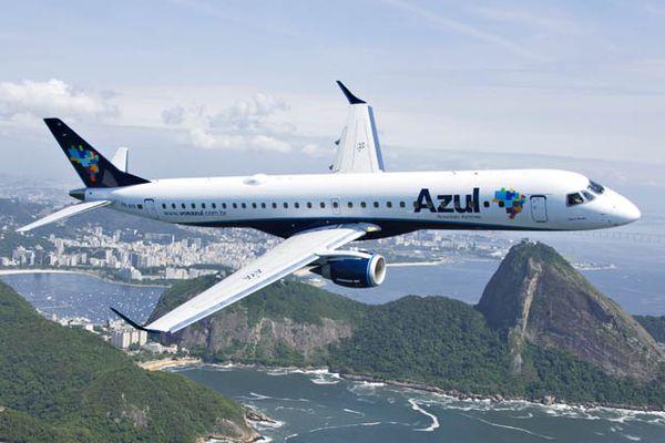 Transport aérien : Azul reprend ses rotations entre le Surinam et le Brésil... mais pas avec la Guyane