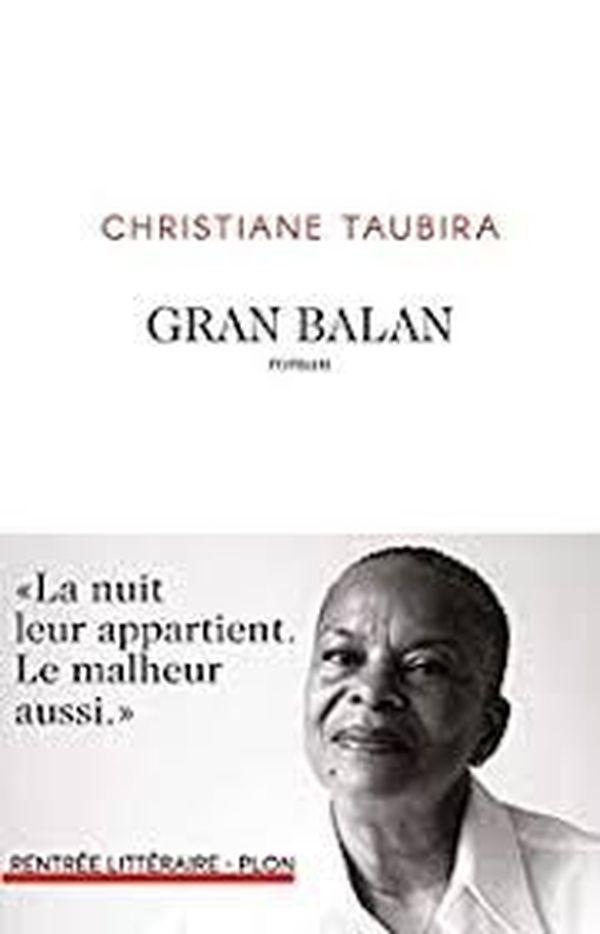 Gran Balan de Christiane Taubira