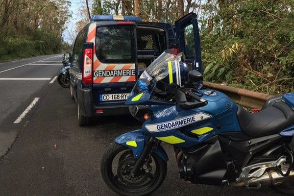Véhicules gendarmes