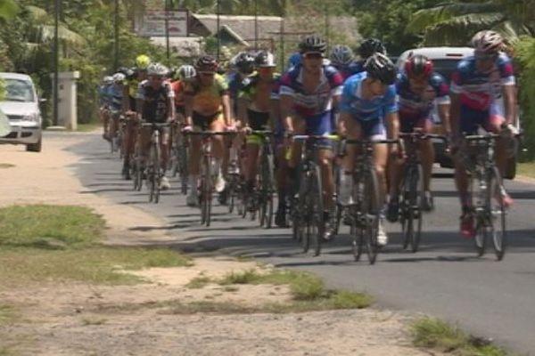 cyclisme 22eme tour tahiti nui