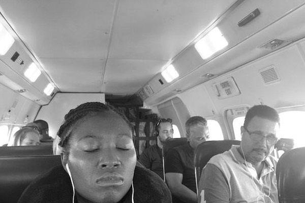 Passagers Air Guyane