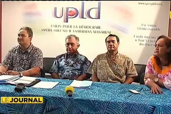 L' UPLD dénonce les conditions d'attribution du Mahana beach