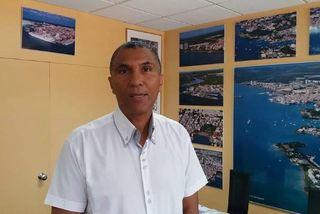 Jacques Bangou maire de Pointe à Pître
