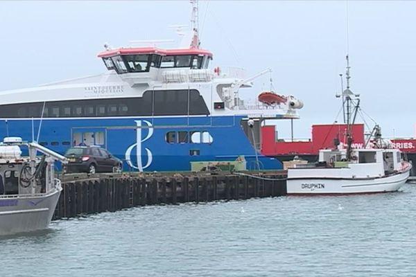 reprise des ferries inter-îles