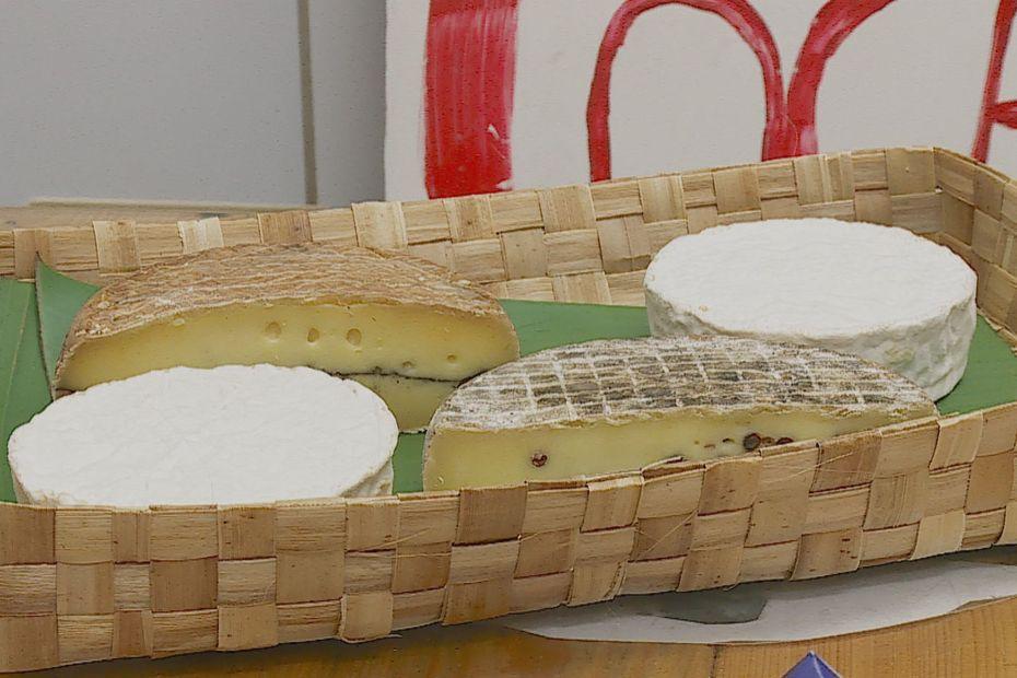 Du fromage solidaire pour les fêtes - Polynésie la 1ère