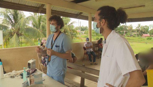 Le CDPS de Maripasoula, pivot de la lutte contre le Coronavirus sur le Haut-Maroni