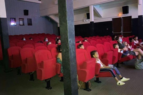 26ème édition du festival international de cinéma au cinéma Moulin à Café de Saint-Pierre à la Ravine des Cabris 161020