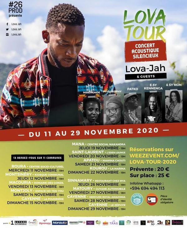 Lova tour