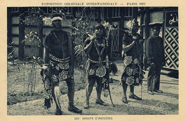 expo coloniale paris