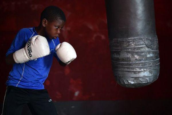 haiti boxing