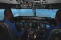 Deux entrepreneurs martiniquais mettent au point un simulateur de vol