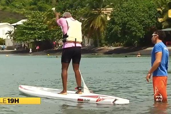 Sport nautique de Schoelcher