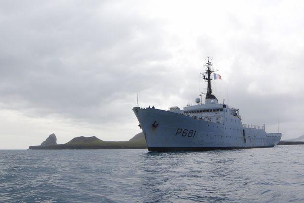 Albatros en mission
