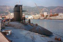 Sous-marin nucléaire d'attaque (SNA) Emeraude