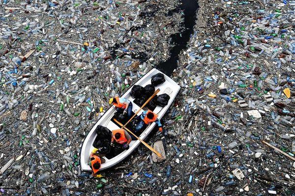plastique pollution