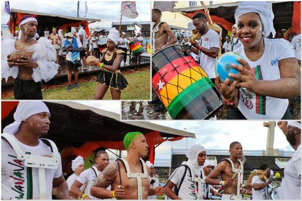 Carnaval / le groupe Gwanaval