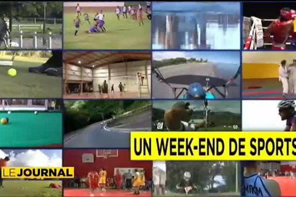 Un week-end de sport