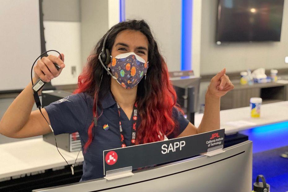 La diaspora malgache à l'honneur : Farah Alibay aux commandes du robot Perseverance sur Mars - Réunion la 1ère - Outre-mer la 1ère