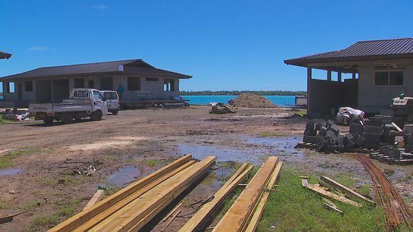 Maupiti, l'île aux grands travaux
