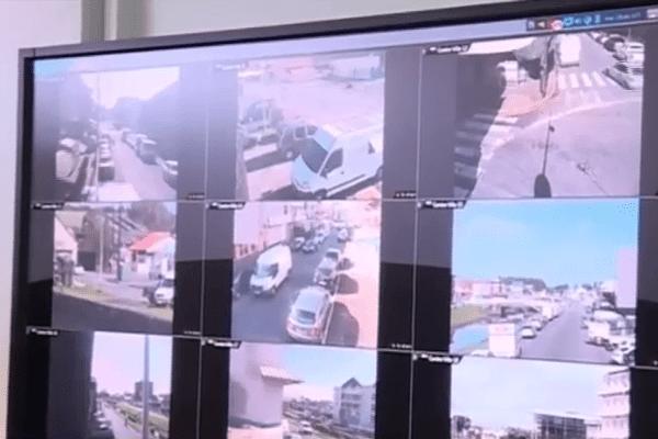 Vidéosurveillance à Cayenne