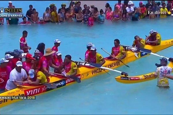 [REPLAY] Revivez les meilleurs moments de la dernière étape de Hawaiki Nui Va'a