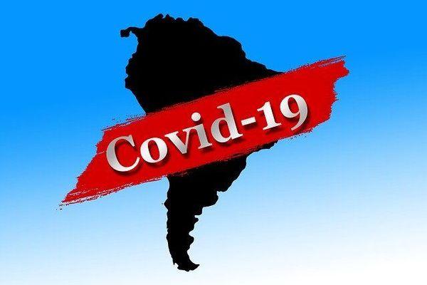 Visuel coronavirus Amérique Latine