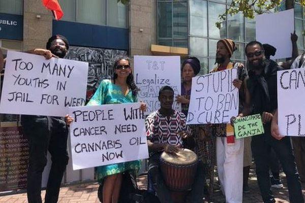 Trinidad et Tobago cannabis