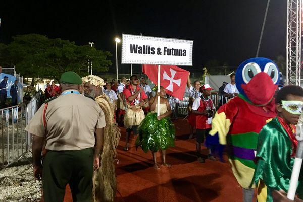 Wallis et Futuna prêt à ouvrir le défilé