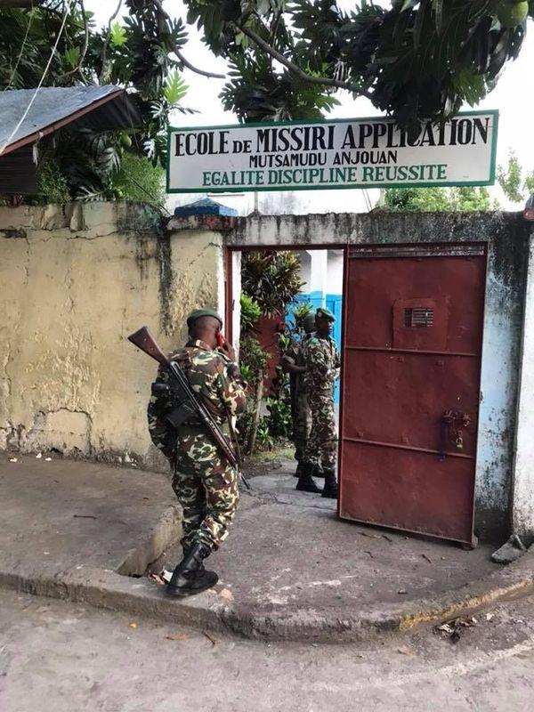 Référendum aux Comores ambiance à Anjouan