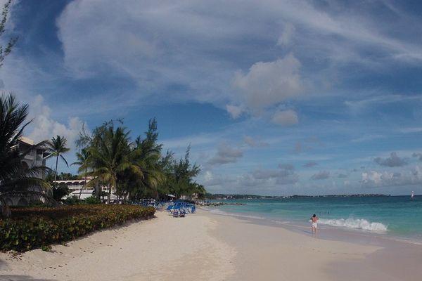 Plage de la Barbade