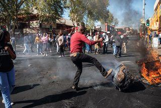 Émeutes xénophobes afrique du sud septembre 2019