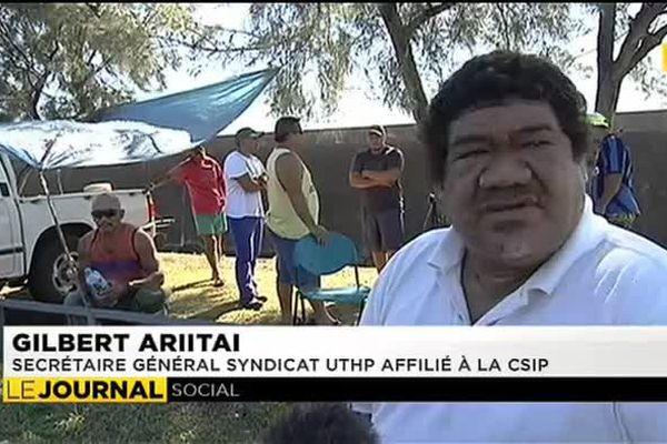 Pas d'avancée dans le conflit chez Gaz de Tahiti