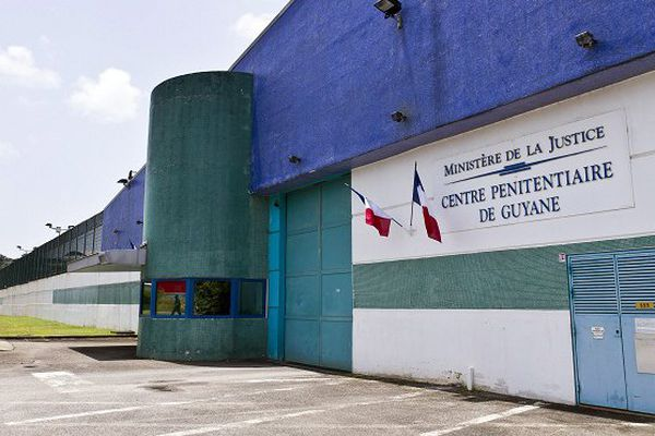 centre pénitentiaire de Guyane.