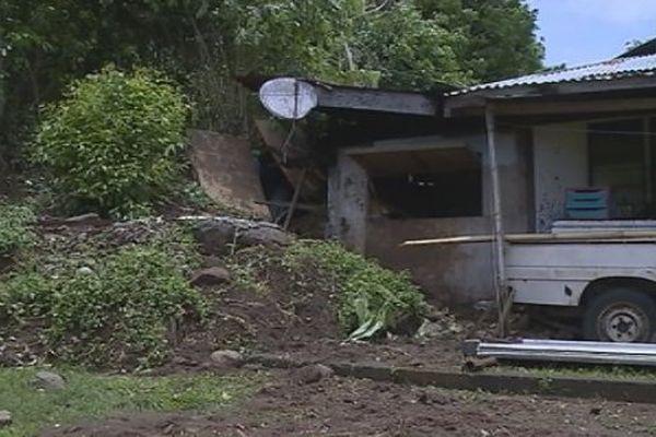 Teanuanua, enseveli par un éboulement samedi, n'a finalement pas perdu sa jambe