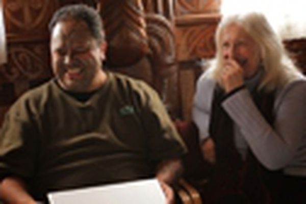 Scotsman and the Maori