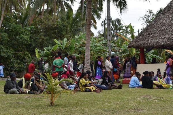 Mariage Wanaro Maré