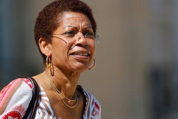 A la sortie du Conseil des ministres, George Pau-Langevin se dit « préoccupée » par le conflit des rouleurs en Nouvelle-Calédonie